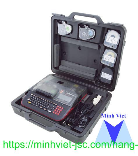 máy in đầu cốt LM-550A/PC - Cty CP Minh Việt
