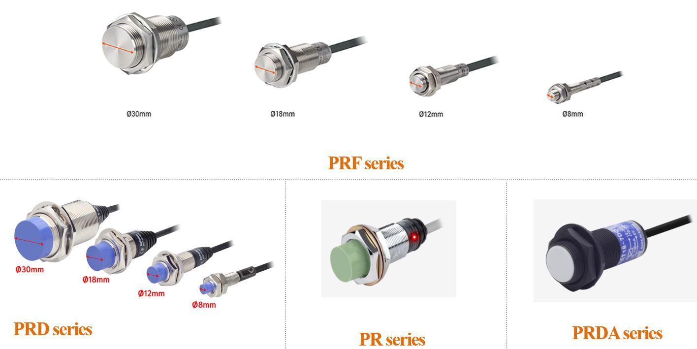 Cảm biến tiệm cận (Proximity sensors)
