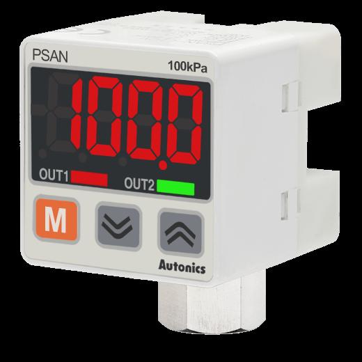 Các sản phẩm thiết bị đo lường áp suất, nhiệt độ và độ ẩm của Autonics