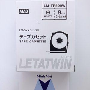 Băng nhãn in LM-TP509W MAX