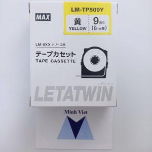 Băng nhãn in LM-TP509Y MAX