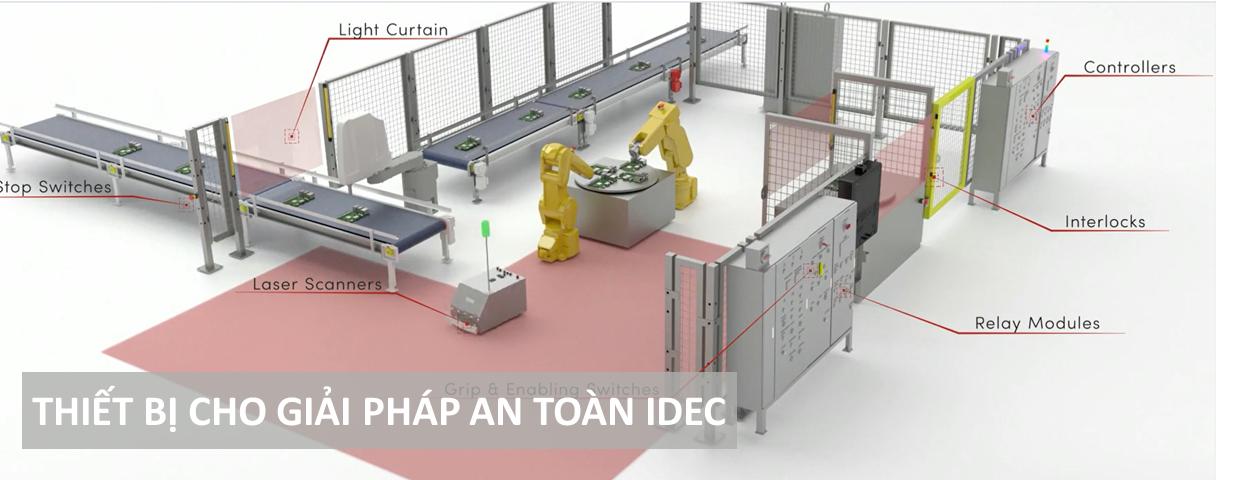 Giải pháp an toàn IDEC